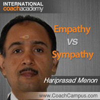Hariprasad Menon Power Tool Sympathy vs Empathy