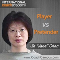 Jie Chen Power Tool Player vs Pretender
