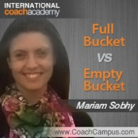 Mariam Sobhy Power Tool Full Bucket vs Empty Bucket