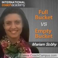 Mariam Sobhy Power Tool Full Bucket vs Empty Bucket