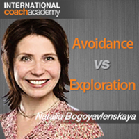 Natalia Bogoyavlenskaya Power Tool Avoidance vs Exploration