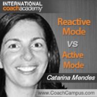 Catarina Mendes Power Tool Reactive Mode vs Active Mode