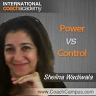 Shelina Wadiwala Power Tool Power vs Control