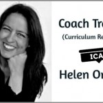 Coach Trainer & Curriculum Reviewer – Helen Omand