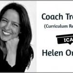 Coach Trainer & Curriculum Reviewer – Helen Omand