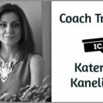 Coach Trainer – Katerina Kanelidou