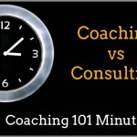 Coaching vs. Consulting – What's the difference?
