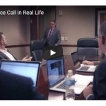 Hilarious Conference Call Parody