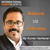 Jay Kumar Hariharan Power Tool Balance vs Extremes