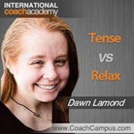 Dawn Lamond Power Tool Tense vs Relaxed