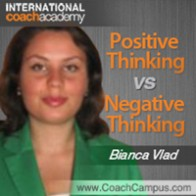Bianca Vlad Power Tool Positive Thinking vs Negative Thinking