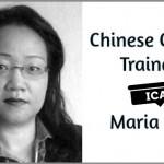 Chinese Coach Trainer – Maria Gu