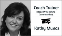 Coach Trainer & Head Of Coaching Communities – Kathy Munoz