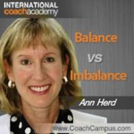 Ann Herd Power Tool Balance vs Imbalance
