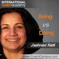 Jaahnavi Katti Power Tool Being vs Doing