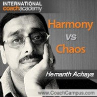 Hemanth Achaya Power Tool Harmony vs Chaos