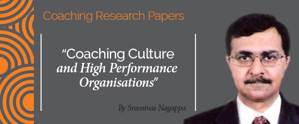 Sreenivas Nagappa Research Paper International Coach Academy