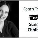Coach Trainer – Sunita Chhibar