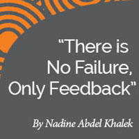 Research Paper: There is No Failure, Only Feedback