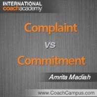 Amrita Madiah Power Tool Complaint vs Commitment