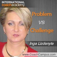 Inga Lizdenyte Power Tool Problem vs Challenge
