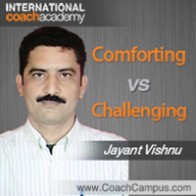 Jayant Vishnu Power Tool Comforting vs Challenging