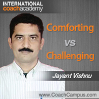 Jayant Vishnu Power Tool Comforting vs Challenging