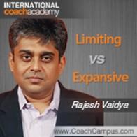 Rajesh Vaidya Power Tool Limiting vs Expansive