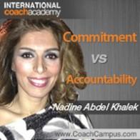 Nadine Abdel Khalek Power Tool Commitment vs Accountability