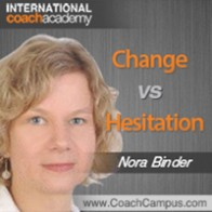 Nora Binder Power Tool Change vs Hesitation