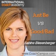 Sabine Biesenberger Power Tool Just Be VS Good/Bad