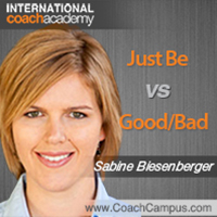Sabine Biesenberger Power Tool Just Be VS Good/Bad