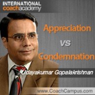 Udayakumar Gopalakrishnan Power Tool Appreciation vs Condemnation