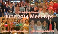 June 2014 Meet Ups