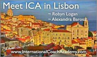Meet ICA Trainers, Coaches & CEO Robyn Logan in Lisbon