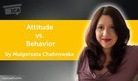Power tool: Attitude vs. Behavior