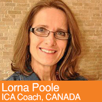 Lorna Poole of Red Cardinal Coaching