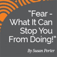Susan Porter Research Paper Fear - What It Can Stop You From Doing thumbnail