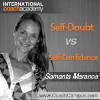 Samanta Maranca Power Tool Self-Doubt vs. Self-Confidence