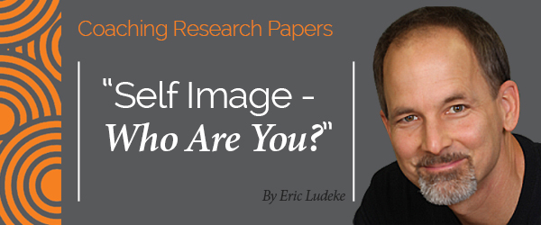 Eric Ludeke Research Paper Self Image - Who Are You?