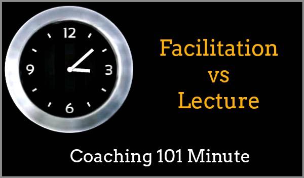 Facilitation Vs Lecture