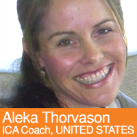 Interview with Aleka Thorvason