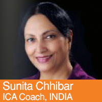 Sunita Chhibar is an Executive and Life Coach