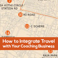 Ep #15: How to Integrate Travel with Your Coaching Business [CoachStreet Podcast]
