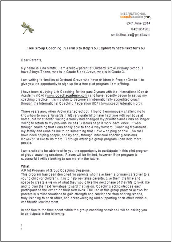 Tina Smith research paper