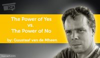 Power Tool: The Power of Yes vs. The Power of No
