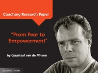 Research Paper: From Fear to Empowerment