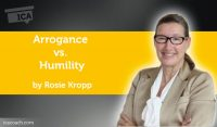 Power Tool: Arrogance vs. Humility