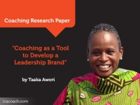Research Paper: Coaching as a Tool to Develop a Leadership Brand