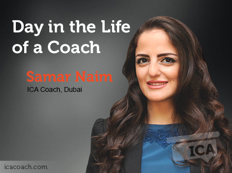 Interview with ICA Coach, Samar Naim